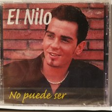 CDs de Música: CD/ EL NILO/ NO PUEDE SER / (REF.F. 2). Lote 212220862