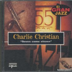 CDs de Música: CHARLIE CHRISTIAN ?– SEVEN COME ELEVEN – CD. Lote 212226177