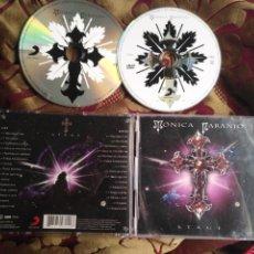CDs de Musique: CD + DVD MONICA NARANJO STAGE 15 TEMAS DE AUDIO CD + 15 VIDEOS DE DVD. Lote 212281963