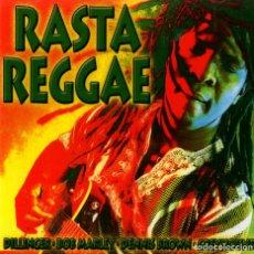CDs de Música: RASTA REGGAE. RECOPILATORIO. CD. Lote 212310563