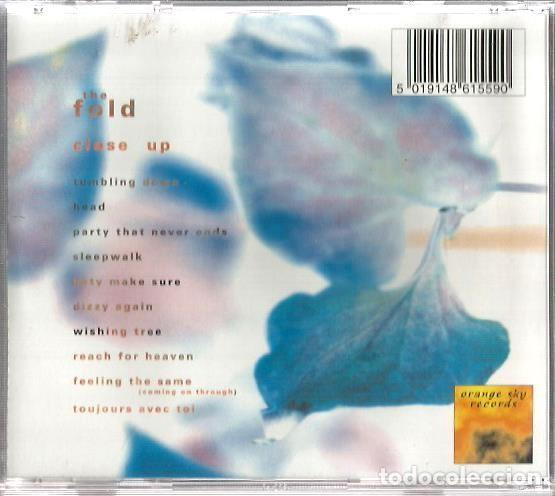 CDs de Música: CD THE FOLD : CLOSE UP ( ORANGE SKY RECORDS ) - Foto 2 - 212315176