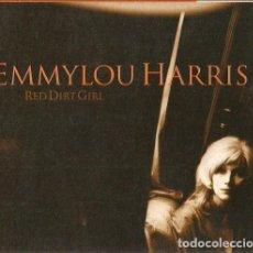 CD de Música: CD EMMYLOU HARRIS : RED DIRT GIRL. Lote 212331055