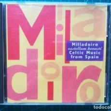 CDs de Música: MILLADOIRO - CASTELLUM HONESTI - CELTIC MUSIC FROM SPAIN - CD. Lote 212336513