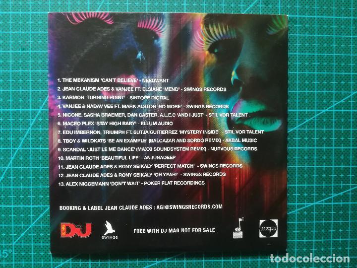 CDs de Música: Be Crazy! Mixed by Jean Claude Ades - CD - Foto 2 - 212338082