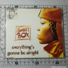 CDs de Música: SWEET BOX - EVERYTHING'S GONNA BE ALRIGHT - CD SINGLE - 3 TEMAS. Lote 212340161