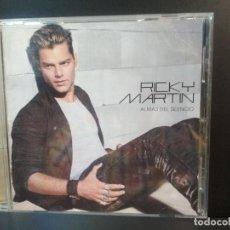 CDs de Música: RICKY MARTIN - ALMAS DEL SILENCIO / CD DE 2003 PEPETO. Lote 212351397