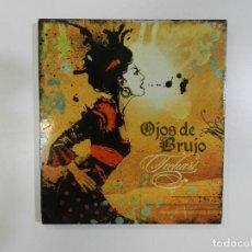 CDs de Música: OJOS DE BRUJO - TECHARI. Lote 212371156