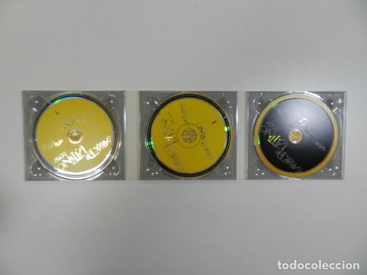 CDs de Música: VARIOS - CARÁCTER LATINO (DOBLE CD + DVD) - Foto 2 - 212371281
