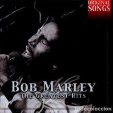 CDs de Música: BOB MARLEY. THE GREATEST HITS. CD NUEVO PRECINTADO. Lote 212405122