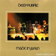 CDs de Música: DEEP PURPLE. MADE IN JAPAN. CD. Lote 212406468