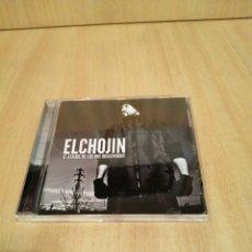 CDs de Musique: EL CHOJIN. EL ATAQUE DE LOS QUE OBSERVABAN.. Lote 212410352