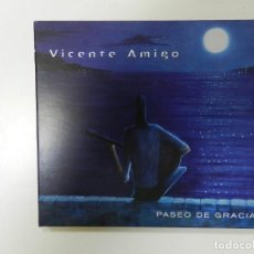 CDs de Música: VICENTE AMIGO - PASEO DE GRACIA. Lote 212488638