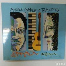 CDs de Música: MIGUEL CAMILO & TOMATITO - SPAIN AGAIN. Lote 212489602