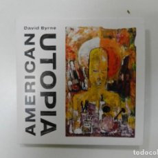 CDs de Música: DAVID BYRNE - AMERICAN UTOPIA. Lote 212493683