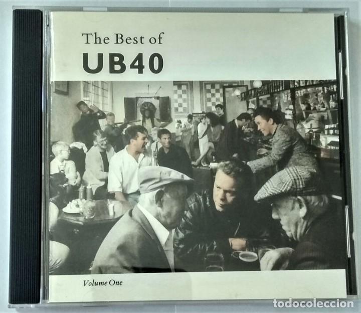 UB40 ?– THE BEST OF UB40 - VOLUME 1 (Música - CD's Reggae)