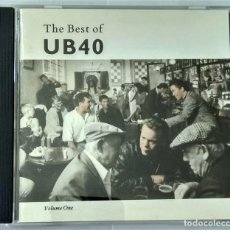 CDs de Música: UB40 ?– THE BEST OF UB40 - VOLUME 1. Lote 212498530