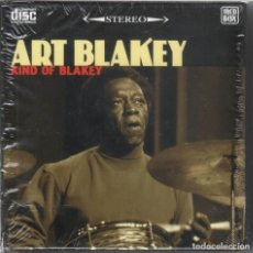 CDs de Música: ART BLAKEY. KIND OF BLAKEY 10 CDS NUEVO PRECINTADO. Lote 212508570