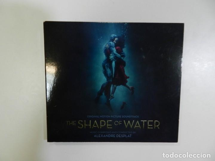 ALEXANDRE DESPLAT - THE SHAPE OF WATER (SOUNDTRACK. BANDA SONORA) (Música - CD's Bandas Sonoras)