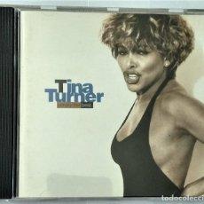 CDs de Música: TINA TURNER ?– SIMPLY THE BEST. Lote 212528796