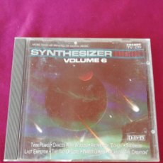 CDs de Música: SYNTHESIZER GREATEST VOLUME 6. Lote 212530110