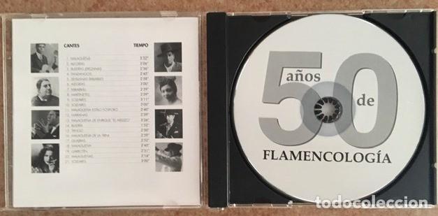 CDs de Música: 50 AÑOS DE FLAMENCOCOLOGÍA - Foto 2 - 212550650