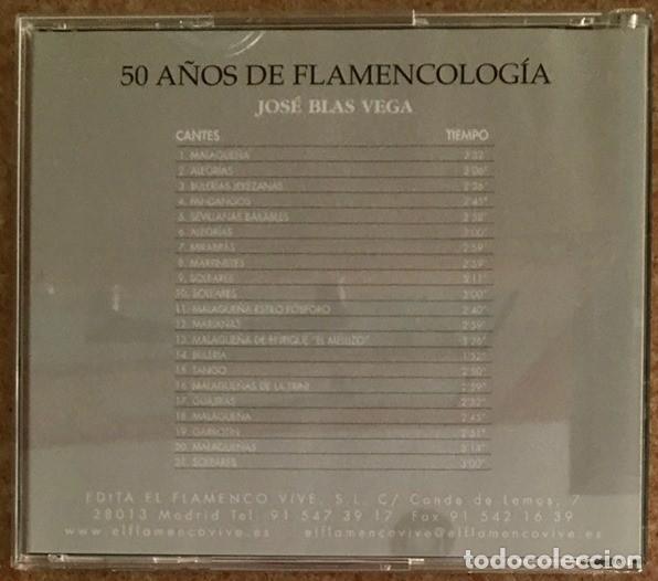 CDs de Música: 50 AÑOS DE FLAMENCOCOLOGÍA - Foto 3 - 212550650