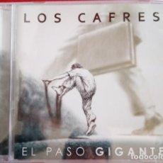 CDs de Música: CD NUEVO LOS CAFRES EL PASO GIGANTE HECHO EN MÉXICO (ENVÍO DESDE MÉXICO PREGUNTA POR EDICIONES MEX). Lote 212572123