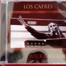 CDs de Música: CD NUEVO LOS CAFRES ROOTS, ROCK & REGGA HECHO EN MÉX (ENVÍO DESDE MÉXICO PREGUNTA POR EDICIONES MEX). Lote 212572131