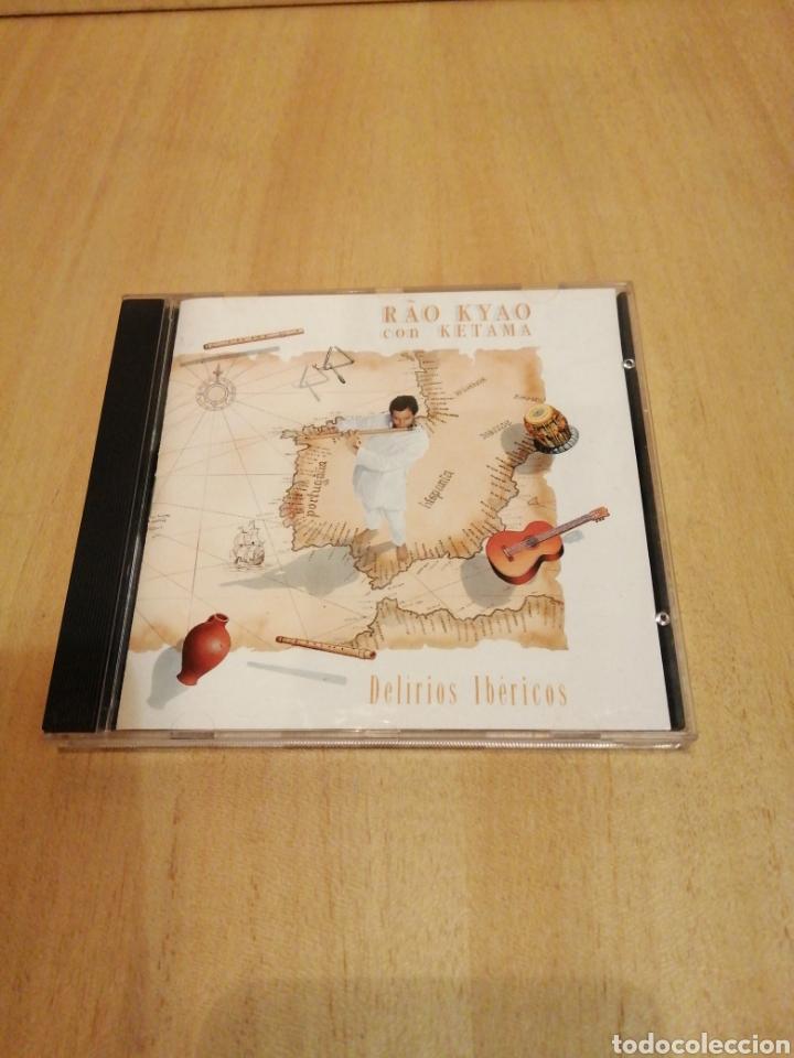 RAO KYAO CON KETAMA. DELIRIOS IBÉRICOS. (Música - CD's World Music)
