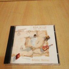 CDs de Música: RAO KYAO CON KETAMA. DELIRIOS IBÉRICOS.. Lote 212641593