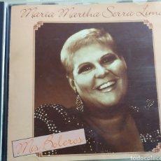 CDs de Música: MARÍA MARTHA SERRA LIMA / MIS BOLEROS / CD ORIGINAL. Lote 212662648