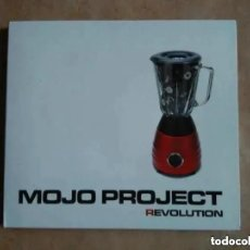 CDs de Música: MOJO PROJECT - REVOLUTION (CD). Lote 212667245