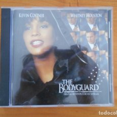 CDs de Musique: CD THE BODYGUARD - ORIGINAL MOTION PICTURE SOUNDTRACK (DA). Lote 212693690