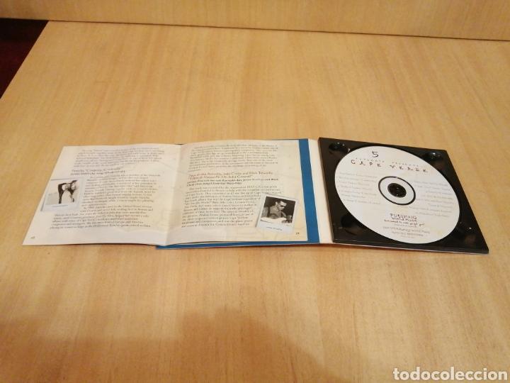 CDs de Música: Cape Verde. Putumayo World Music. - Foto 2 - 212703346
