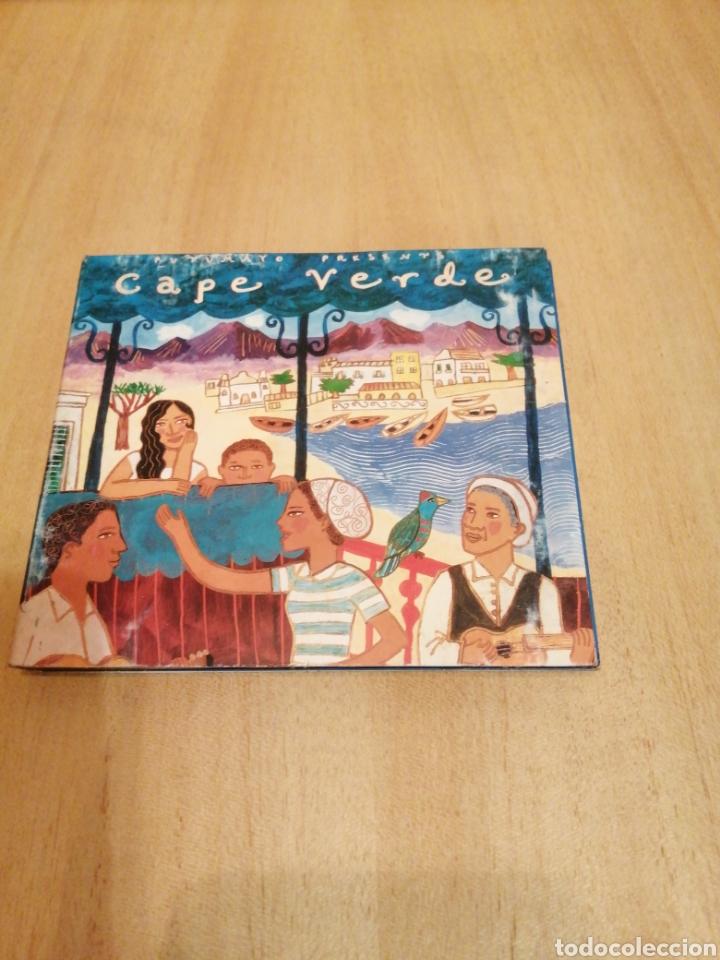 CAPE VERDE. PUTUMAYO WORLD MUSIC. (Música - CD's World Music)