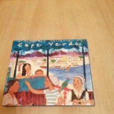 CDs de Música: CAPE VERDE. PUTUMAYO WORLD MUSIC.. Lote 212703346
