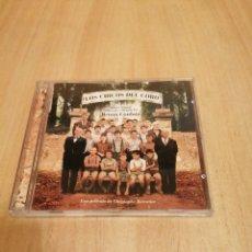 CDs de Música: LOS CHICOS DEL CORO. BRUNO COULAIS.. Lote 212711083