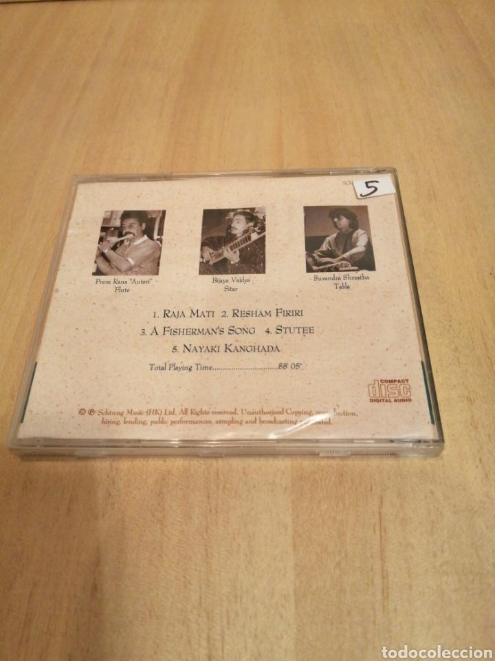 CDs de Música: Sur Sudha. Images of Nepal. - Foto 3 - 212712641