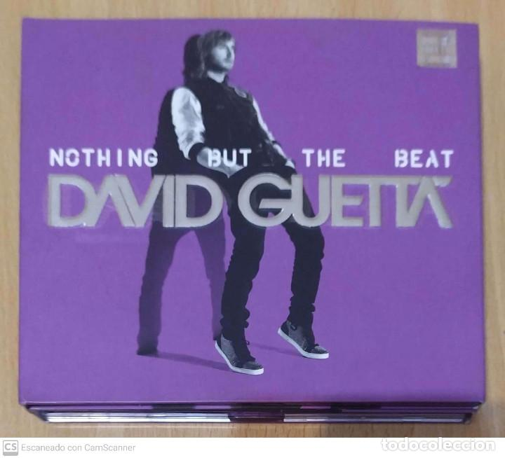 DAVID GUETTA (NOTHING BUT THE BEAT) 3 CD'S 2011 (Música - CD's Disco y Dance)
