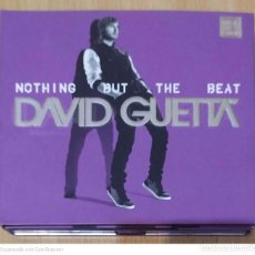 CDs de Música: DAVID GUETTA (NOTHING BUT THE BEAT) 3 CD'S 2011. Lote 212714027