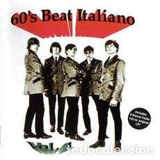CDs de Música: VARIOS 60´S BEAT ITALIANO VOL.1 CD NUEVO. Lote 212718886