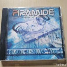 CDs de Música: PIRAMIDE. FANATIC SESSIONS VOL.1. MUY RARO. Lote 212740832
