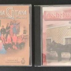 CDs de Música: LOTE 2 CD FLAMENCO MARIANA CORNEJO / ANA RANCAPINO / BOHIGA CHICO / GINETO / JUANA LA DEL BOLO ETC. Lote 212750682