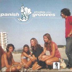 CDs de Música: AFRODISIA PRESENTA: SPANISH GROOVES. Lote 212767711
