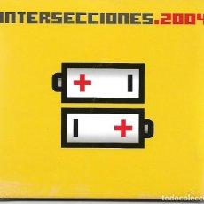 CDs de Música: INTERSECCIONES 2004. PRECINTADO. Lote 212767767