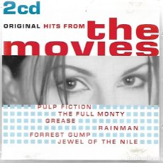 CDs de Música: HITS FROM THE MOVIES. Lote 212767947