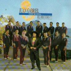 CDs de Música: JUAN GABRIEL - CON BANDA... EL RECODO!!! - CD ALBUM - 11 TRACKS - BMG MÉXICO / ARIOLA. Lote 212790633