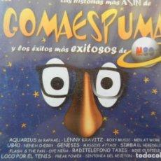 CDs de Música: GOMA ESPUMA , LA HISTORIA MAS ASIN , Y LOS EXITOS MAS EXITOSOS DE M 80 - 1998. Lote 212799415