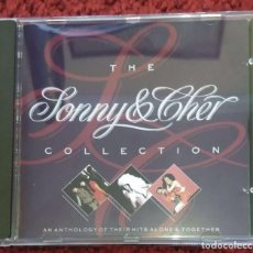 CDs de Música: SONNY & CHER (THE COLLECTION) CD 1990. Lote 212801187