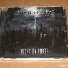 CDs de Música: (SIN ABRIR) DAWN OF RELIC – NIGHT ON EARTH ________ MELODIC BLACK / DEATH METAL. Lote 212807410